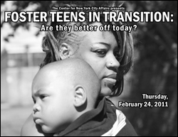 Foster Teens in Transition: Are they better off today?