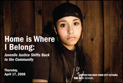 Home Is Where I Belong: Juvenile Justice Shifts Back to the Community