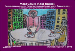 More Voices, More Choices: Expanding Community Participation and Employment Opportunities