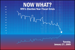 Now What? NYC's Election Year Fiscal Crisis