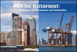 On The Waterfront: Finding the Balance for Development and Communities