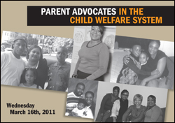 Parent Advocates in the Child Welfare System