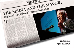 The Media and the Mayor: Michael Bloomberg's Transformation