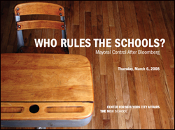 Who Rules the Schools