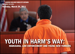 Youth in Harm's Way: Marijuana, Law Enforcement and Young New Yorkers