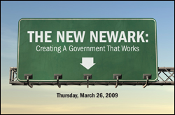 The New Newark Part II: Creating a Government That Works