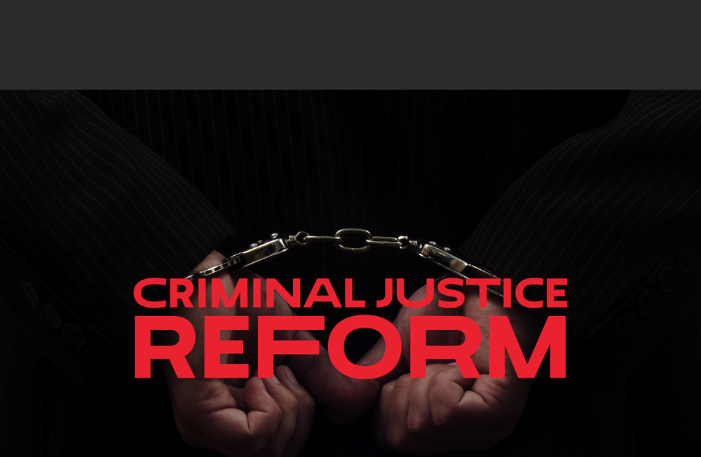 Image result for criminal justice reform