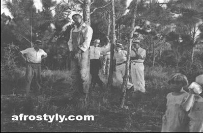 Lynching during Jim Crow - 1. Pass around the Circle images of Lynching that took place during the Jim Crow Era.2. Once they have gone around once, ask the Circle to describe what they see in the images and postcards.3. Why do you think these white people in these pictures saw public lynching as an acceptable activity?Pass the talking piece to the left