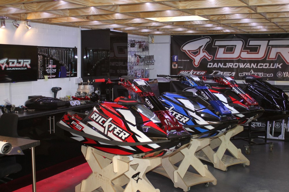 djr jet ski workshop service repair