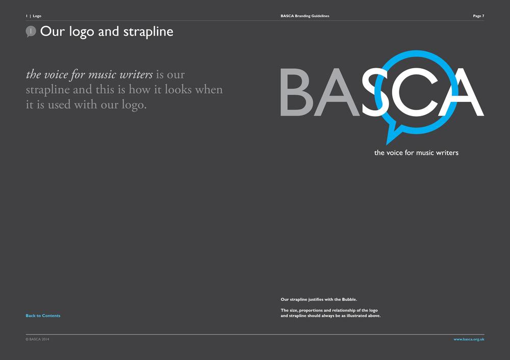 Logo & Strapline