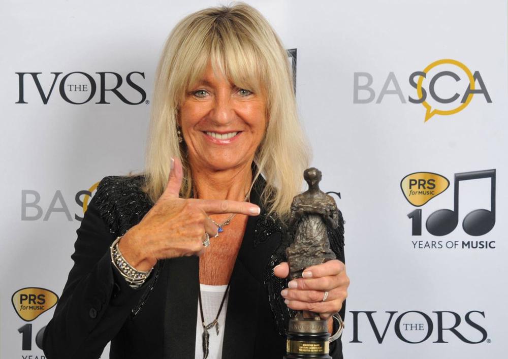 Awards Night – Christine McVie