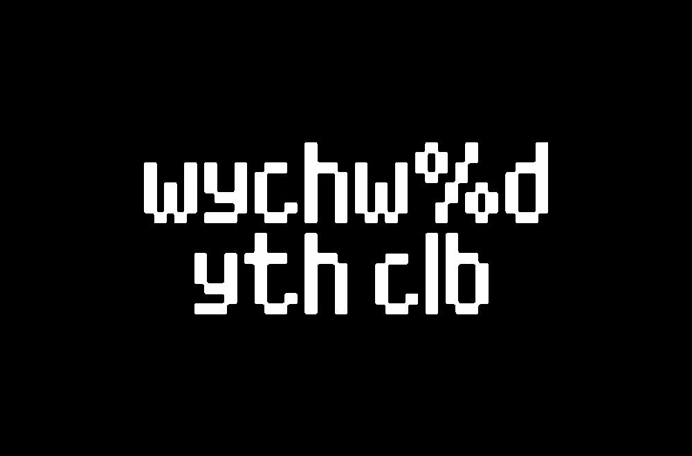 A Community Project. Wychwood Youth Club.