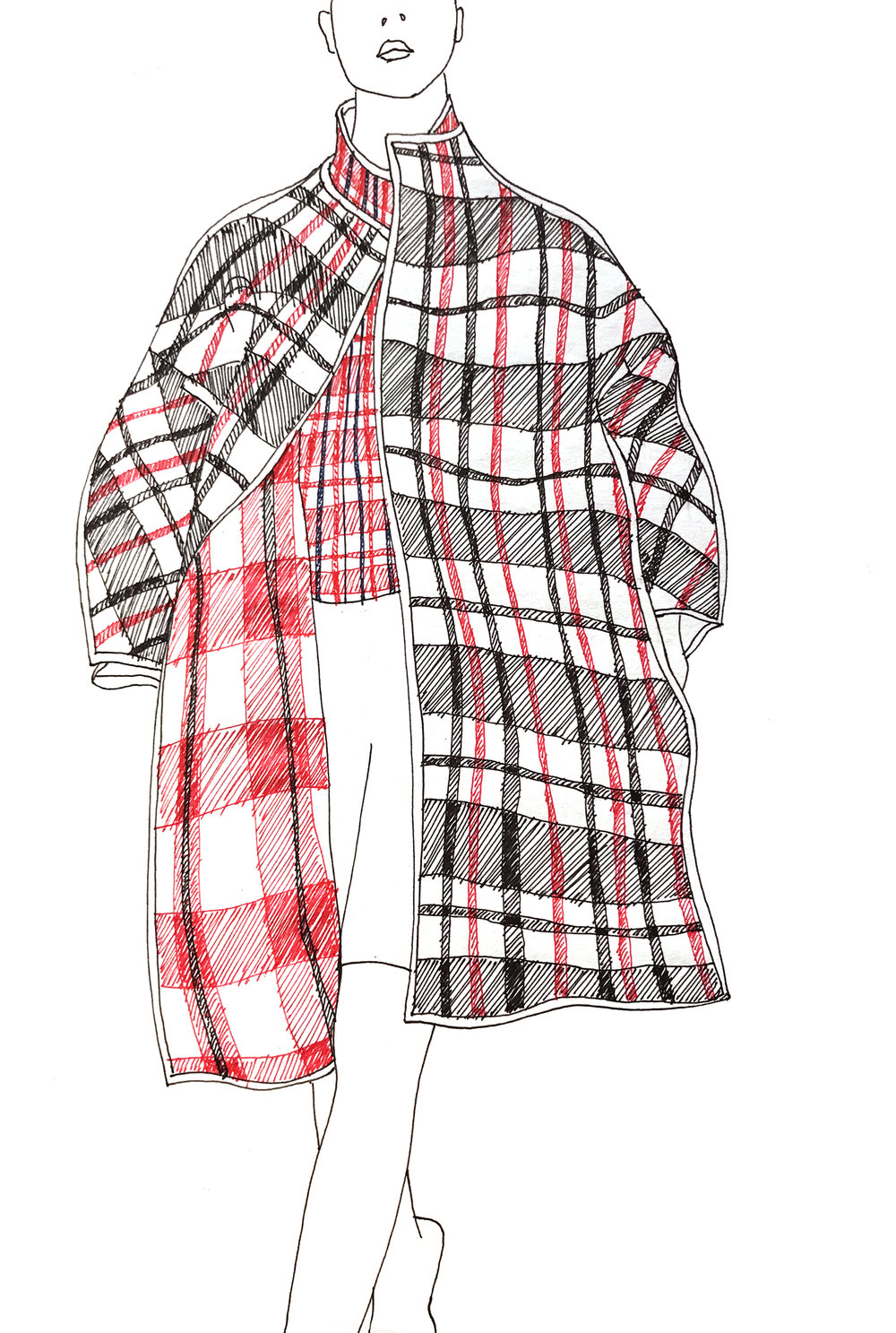 Checkered Coat Drawing.jpg