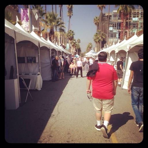Pasadena Art Walk