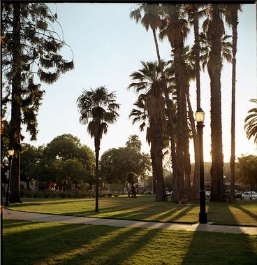 Old Town Pasadena, Central Park