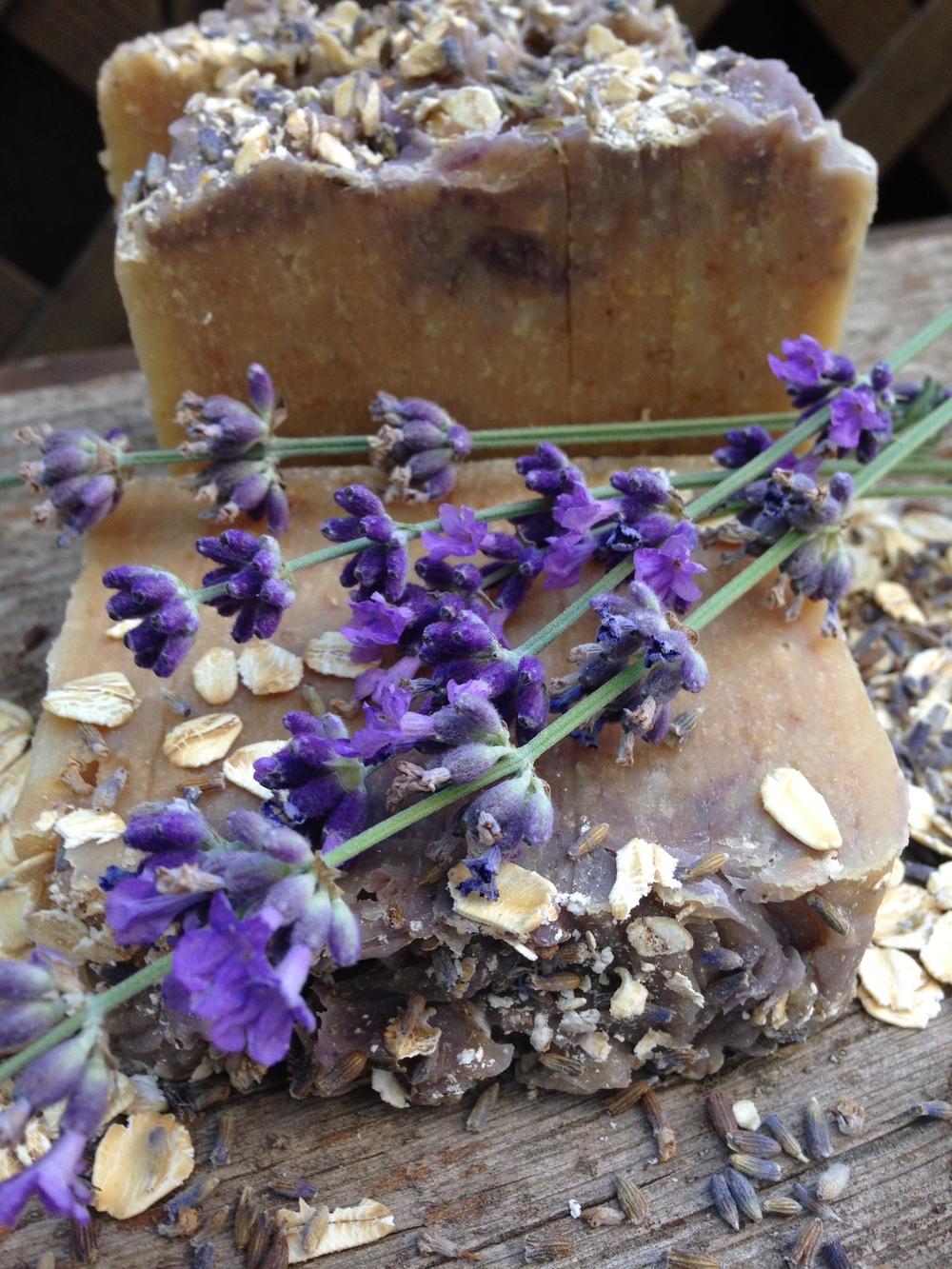 Lavender oatmeal.JPG