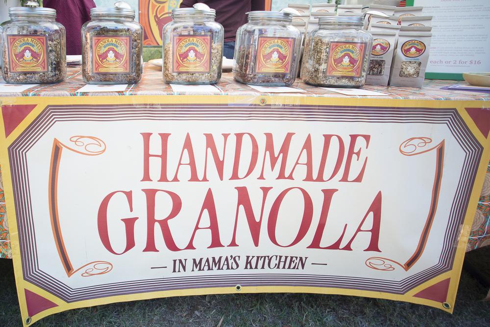 Granola Mama's @ Jackalope Pasadena