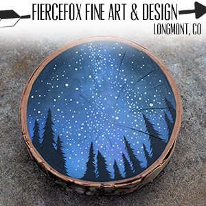 Etsy.com/shop/FierceFoxArt