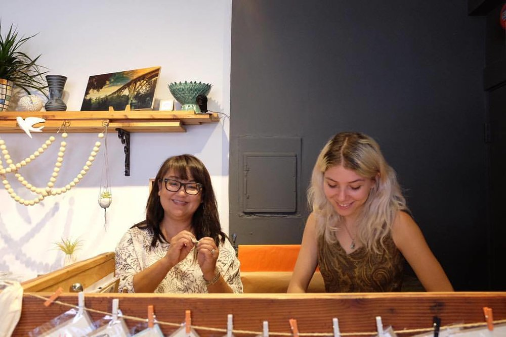 Blog jackalope arts for Jill alberts jewelry highland park