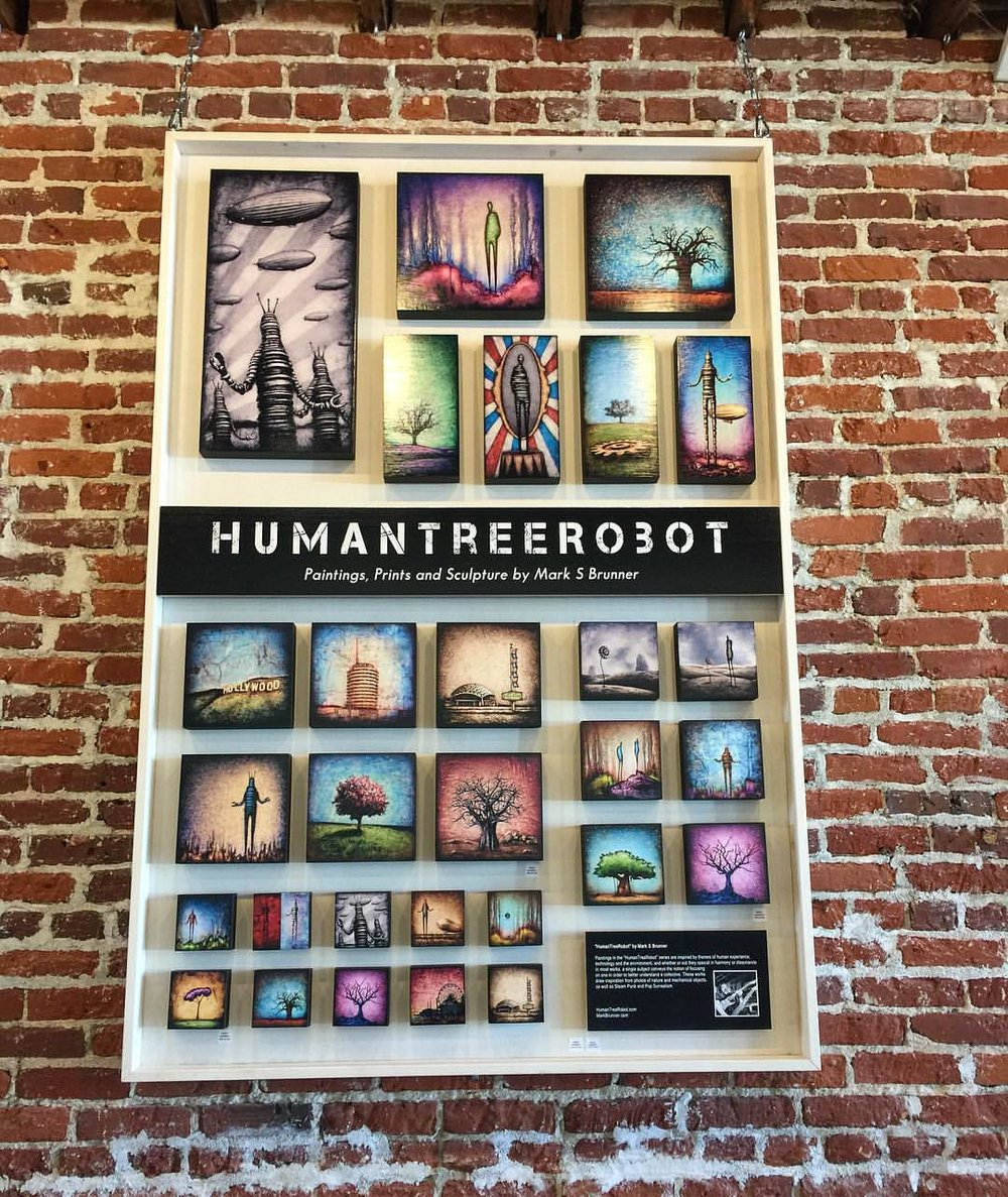 HumanTreeRobot for sale at Mindfulnest, Highland Park
