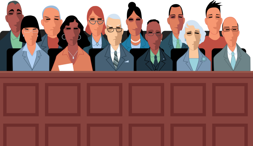 No, not this kind of Jury!