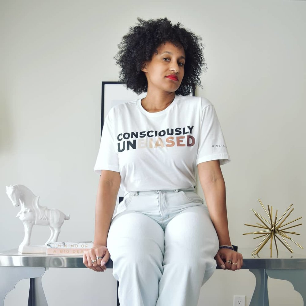 Consciously Unbiased Campaign   Dr. Akilah Cadet is proud to support the   Consciously Unbiased   to address diversity, equity, and inclusion in the workplace.   Learn   more about how you can do your part or purchase a   T shirt  .