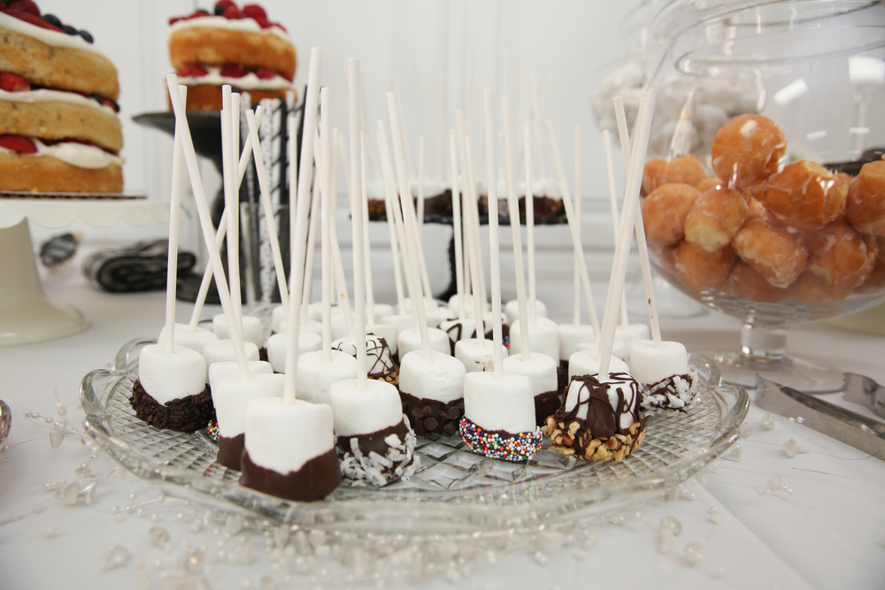 Dipped Marshmallows