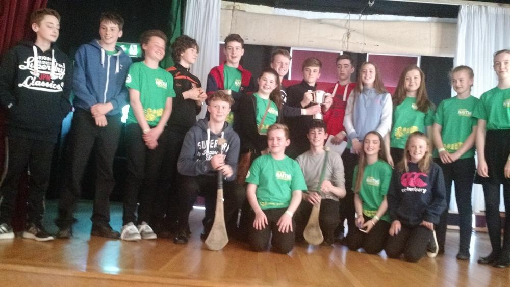 1st place to U15 Grúpa Cheoil!