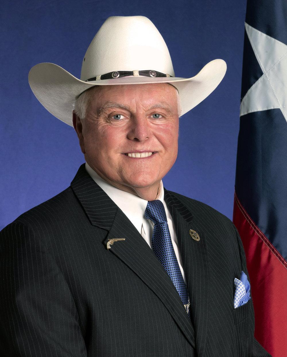 Sid Miller - Commissioner of Agriculture   Website    Facebook