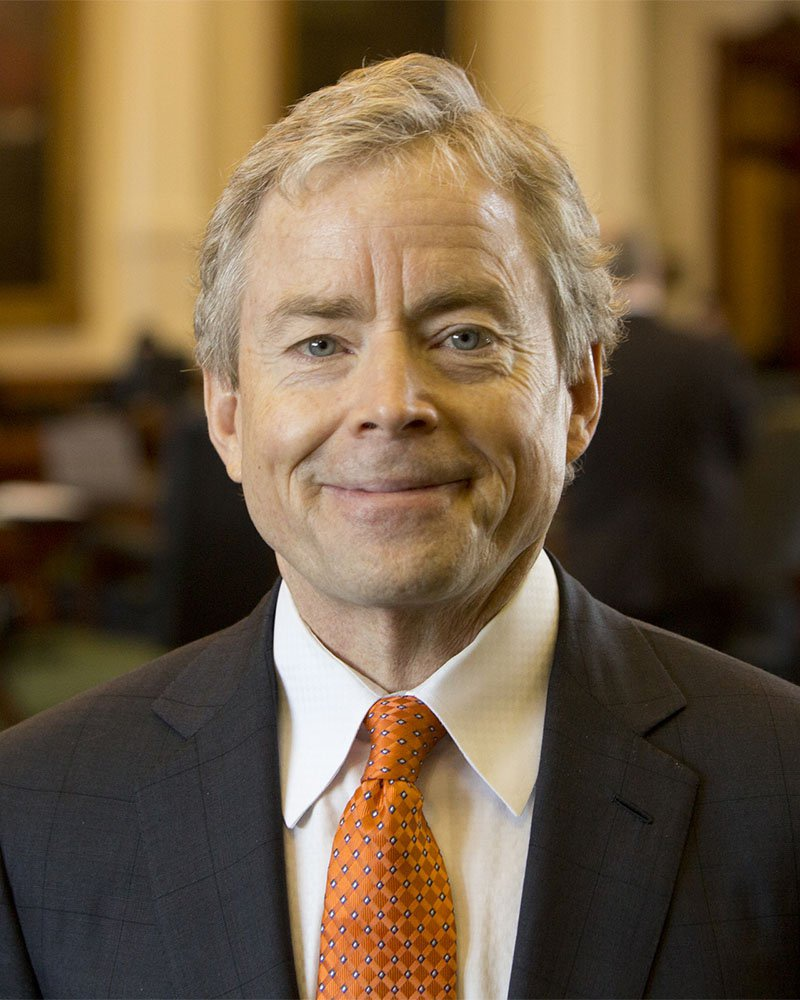 Don Huffines - State Senator, District 16   Website    Facebook