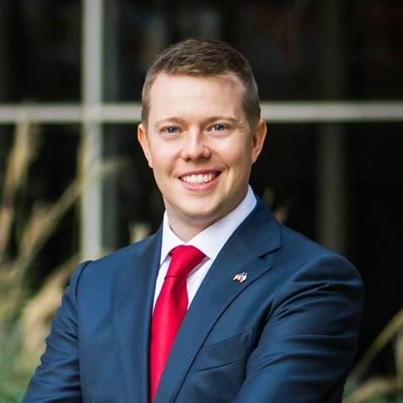 Jonathan Boos - State Representative, District 113   Website    Facebook