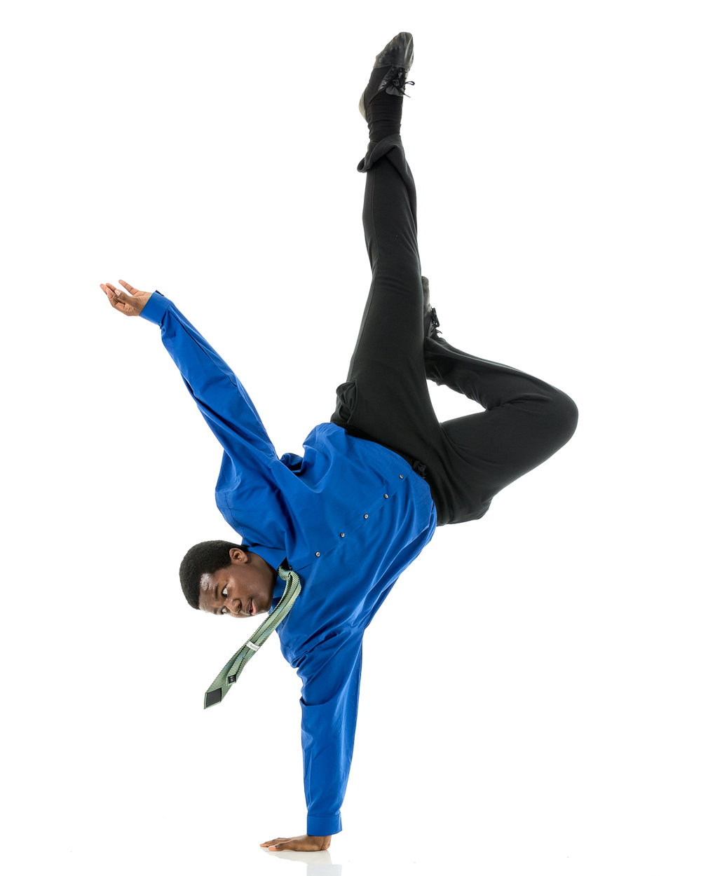 "Teacher/Dancer: Fredrick ""Tre"" Wilson, III"