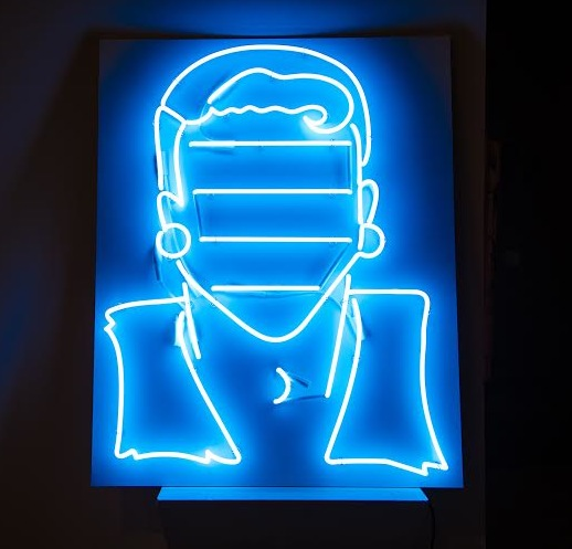 """The Strangest Neon"" (sold)"