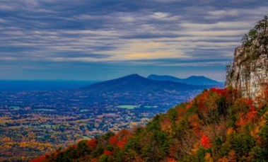 Honorable Mention Pilot Mountain