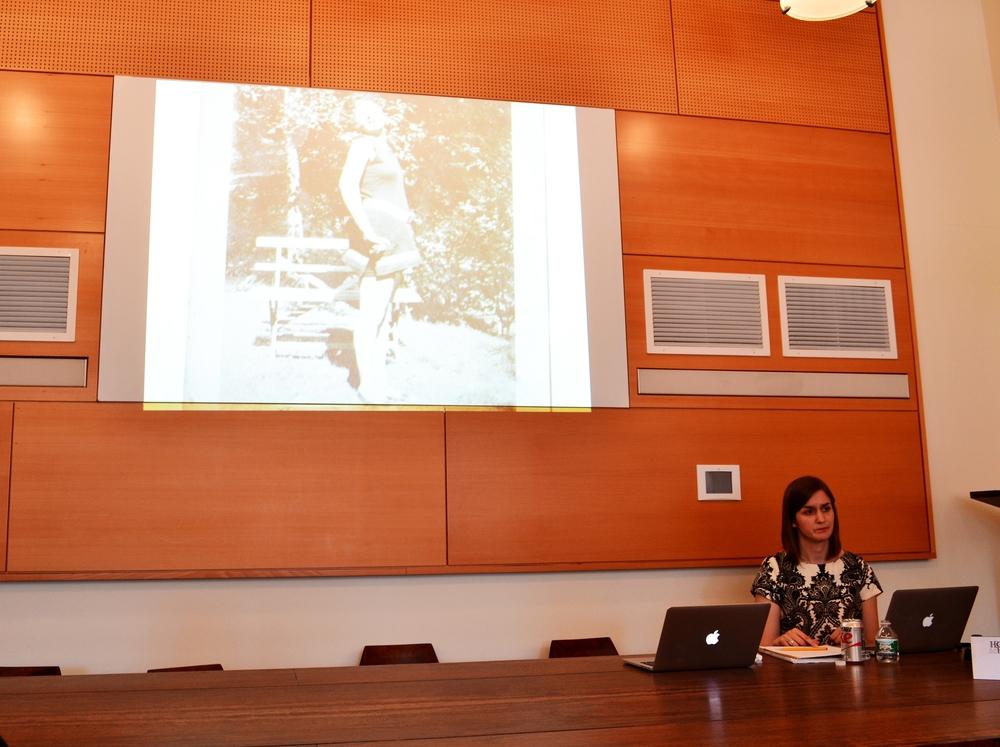 Emily Hainze, Prison Public Memory Project