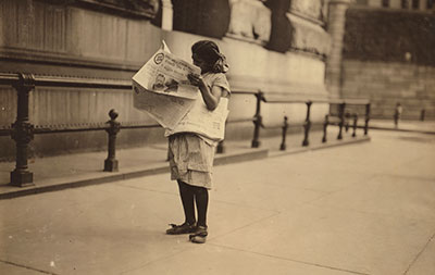 Kristi Gibson - Social History of the American Street Child