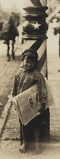 Social history of the American street child