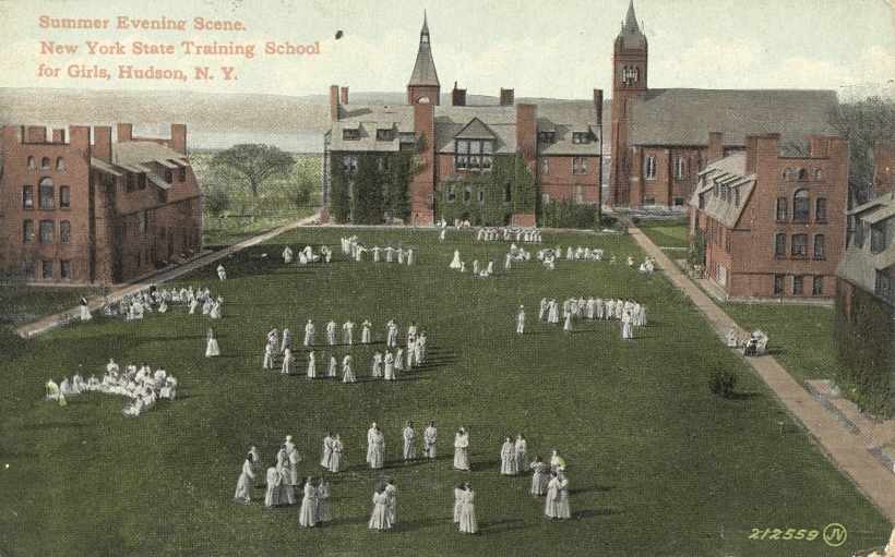 NYS Training School for Girls in Hudson, NY