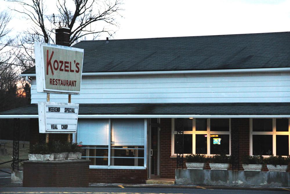 Kozel's Restaurant in Ghent, NY