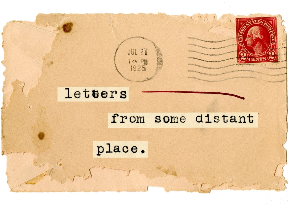 """Letters from some distant place"" – exhibition of art and creative writing by students of Hudson High School"