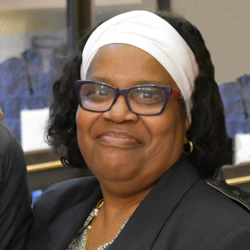 Sumayyah Shabazz, former resident, New York State Training School for Girls