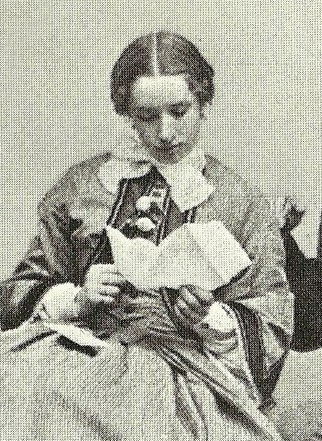 Josephine Shaw Lowell, founder of the Women's House of Refuge