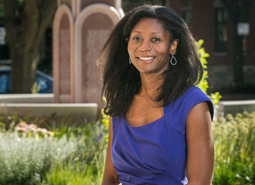 Dr. Tera Agyepong, Prison Public Memory Project scholar collaborator