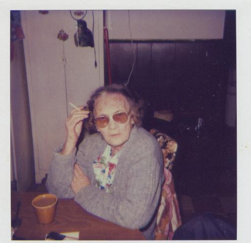 Hilda in 1982