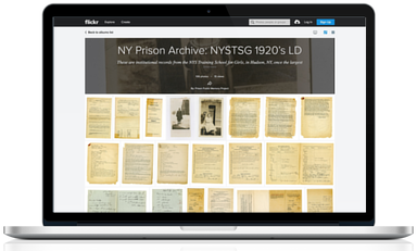Prison Public Memory Project Digital Archive