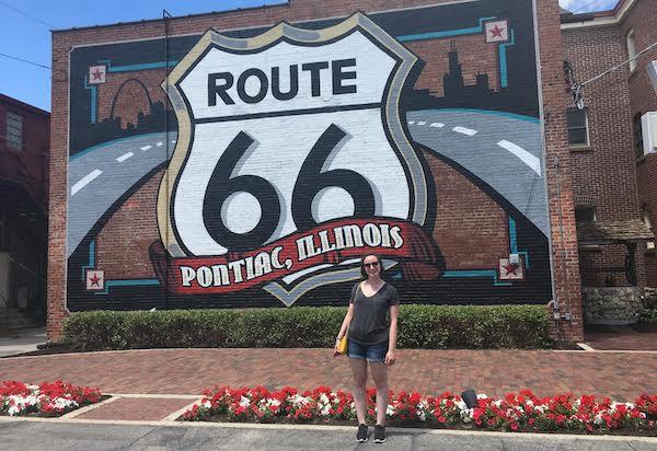 Summer 2017 Pontiac, IL Intern Sarah Millender