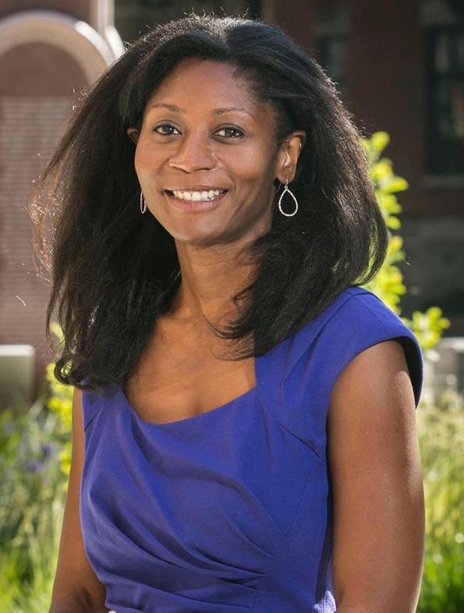 Scholar-collaborator Tera Agyepong