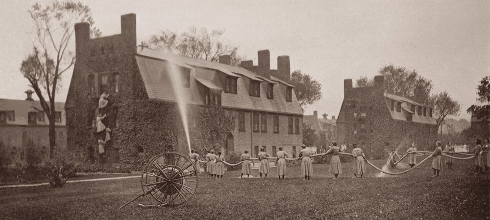 New York State Training School for Girls, Hudson NY