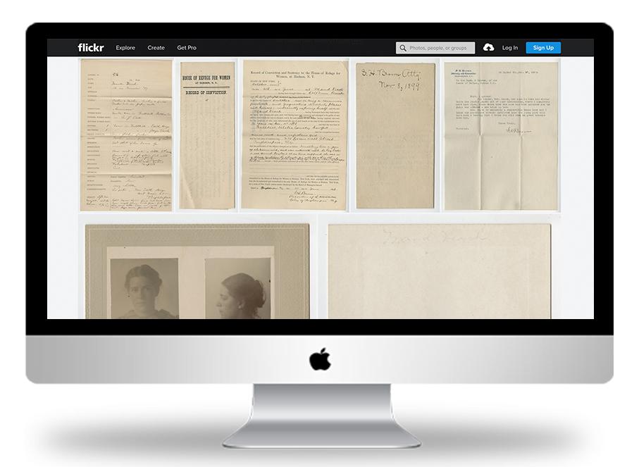 Prison Public Memory Project digital prison archive
