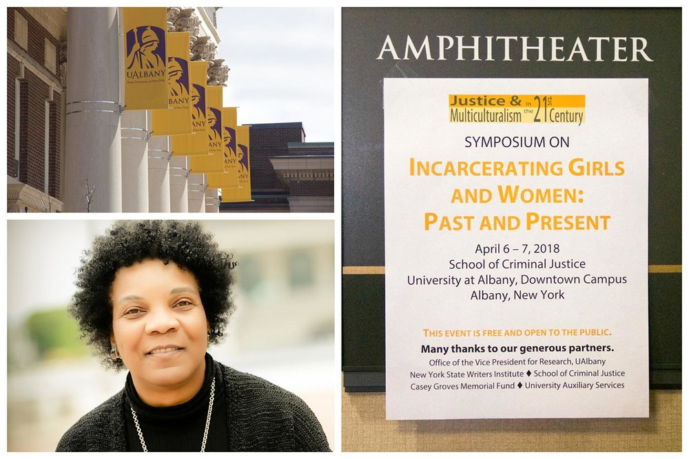 Incarcerating Women and Girls Symposium, University at Albany